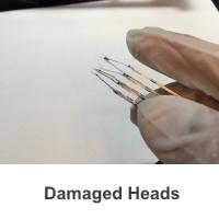Damaged Heads