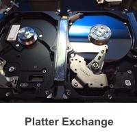 Platter-Exchange