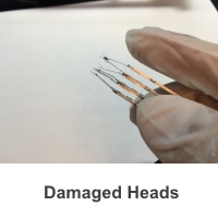 Damaged Heads